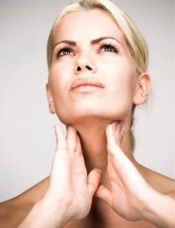 Лазерная деструкция узлов щитовидной железы