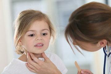 Причины гипоплазии щитовидной железы