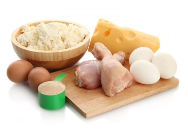 Йодосодержащие продукты для щитовидной железы (список, таблица)