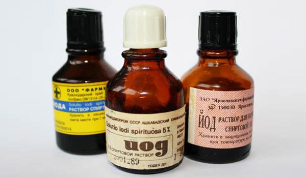 Лечение щитовидной железы йодом: народные способы, питание, витамины