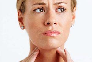 Киста на щитовидной железе - что делать