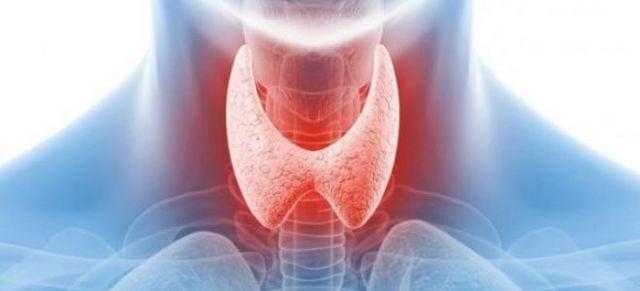 Нарушение функции щитовидной железы