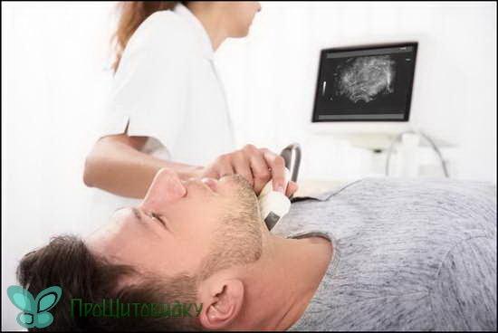 Симптомы рака щитовидной железы: у женщин, у мужчин, у детей