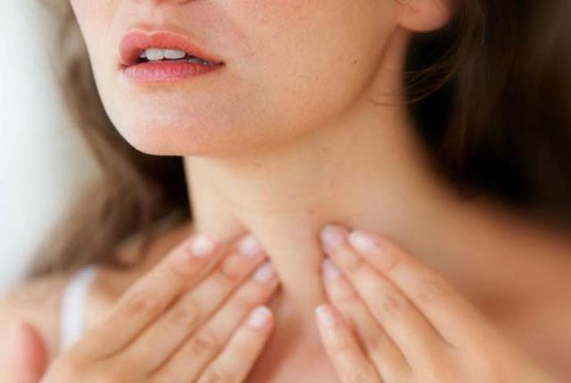 Пальпация щитовидной железы: нормы, результаты и техника проведения (фото и видео)