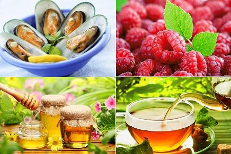 Самые полезные продукты для щитовидной железы: список йодосодержащих продуктов, полезное меню