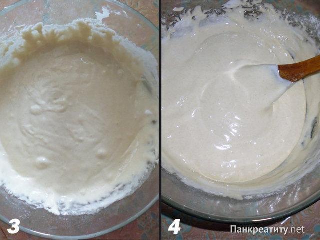Выпечка при панкреатите - пироги, блины и торты