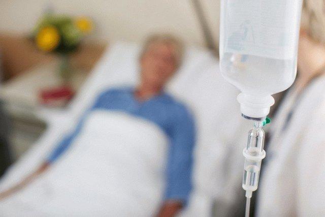 Какие капельницы ставят при остром панкреатите