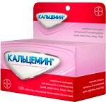Препарат Кальцемин: как принимать при остеопорозе Кальцемин Адванс