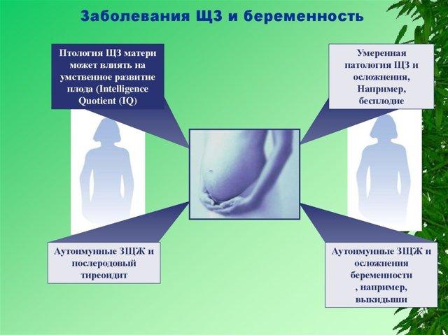 Аутоиммунный тиреоидит и беременности: планирование, последствия у женщин и для ребенка