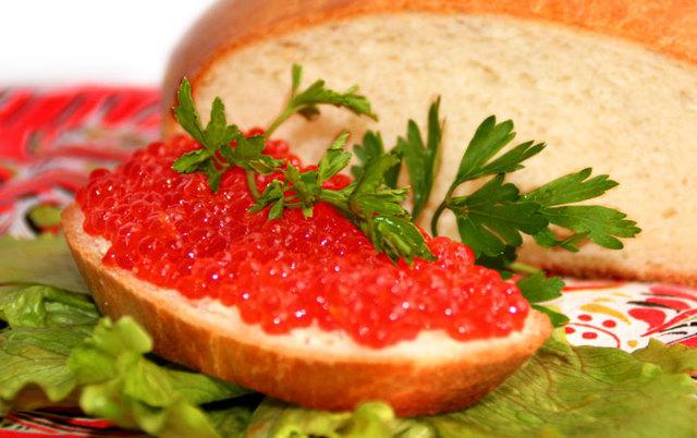 Красная икра при панкреатите - можно ли?