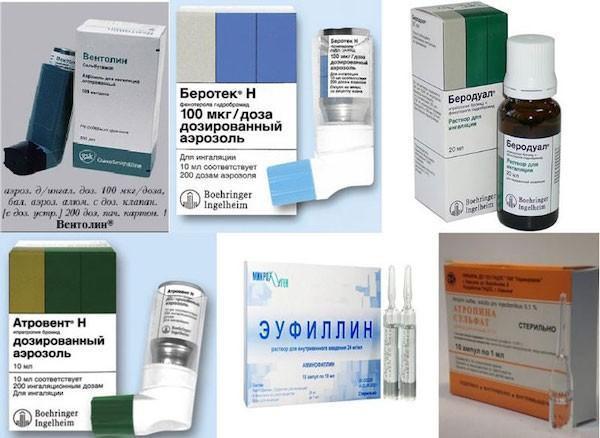 Гормональное лечение астмы: какие препараты помогут от бронхиальной астмы