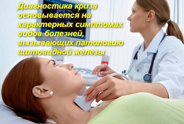 Тиреотоксический криз: неотложная помощь, симптомы, диагностика, лечение, купирование у детей, если послеоперационный, первая помощь, профилактика