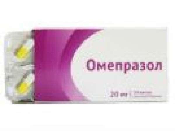 Омез при панкреатите (Омепразол)