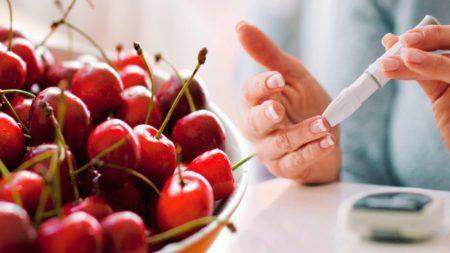 Черешня при диабете: можно ли есть при 1 и 2 типе
