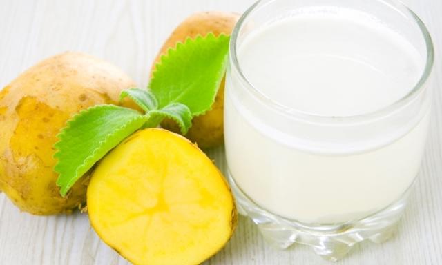 Лечение картофельным соком при панкреатите