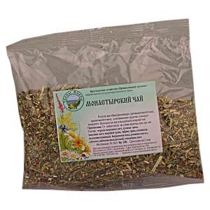 Состав монастырского чая от панкреатита