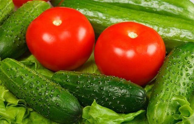 Можно ли огурцы и помидоры при панкреатите