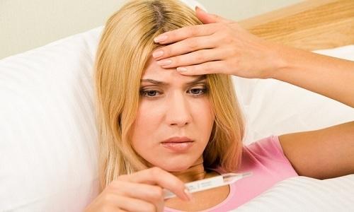 Высокая температура при панкреатите и панкреонекрозе