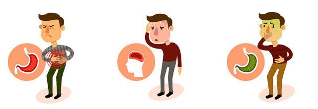 Первые признаки панкреатита поджелудочной железы