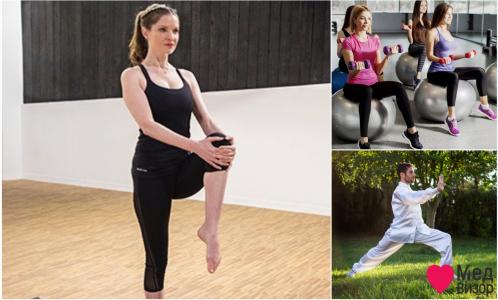 Упражнения при остеопорозе: какие подойдут при поражении позвоночника, тазобедренных суставов, коленного, в пожилом возрасте, у женщин, ЛФК, комплекс в домашних условиях