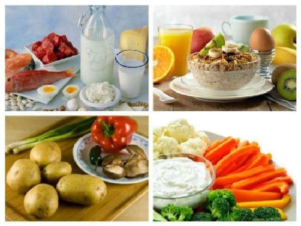 Диета при панкреатите и гастрите: меню на каждый день